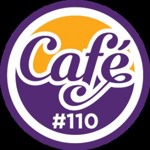 Cafe #110 logo